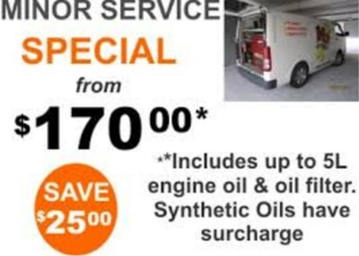 Mr Mechanic Specials